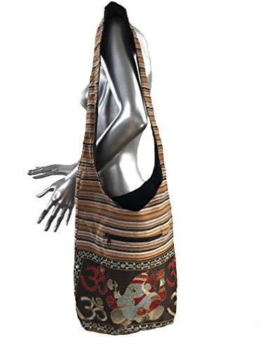 Zen L Femme Marron Sac bandoulière à rqxr6z