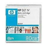 DLT Tape IV Data Cartridge, 20MB/Sec., 40GB/80GB
