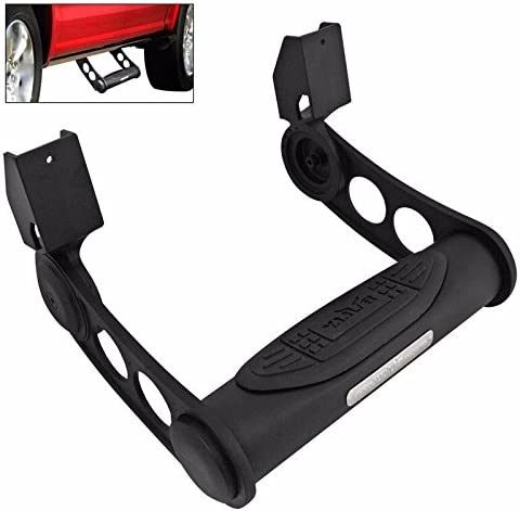 Aluminum L/&R Side Foot Step Nerf Bar for Tamiya 1//10 RC Super ClodBuster Truck
