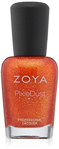 ZOYA Nail Polish, Dhara Pixiedust, 0.5 Fluid Ounce ()
