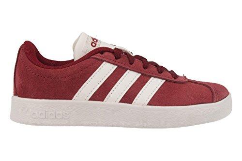 Adidas VL Court 2.0K Rot