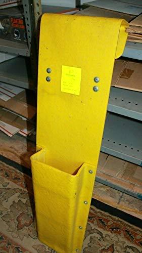 Buckingham 4514 Fiberglass Chainsaw Holder yellow Scabbard for Arial Basket