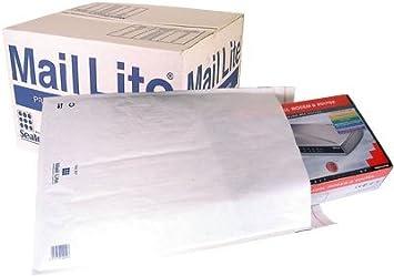 Mail Lite Padded Envelope 180 x 260mm 100 Pack D1 SEALED AIR ST-50