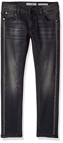 GUESS Big Girls' Super Skinny Jeans, Stone Washed