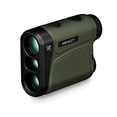 Vortex Optics Impact 850 Laser Rangefinder, Green - LRF-100 from Vortex