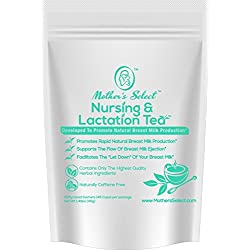 Nursing & Lactation Tea Sachets