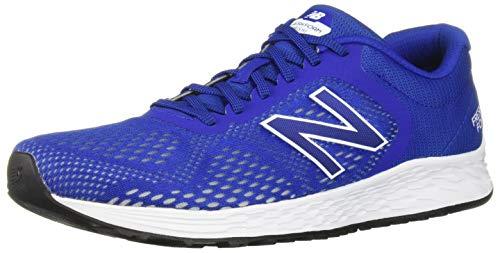 New Balance Men's Arishi V2 Fresh Foam Running Shoe, Team Royal/White, 9 D US