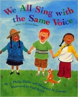 Image result for we all sing with the same voice