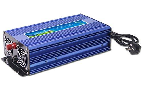gowe 500 w reiner sinus wechselrichter transformer dc12 24 48 v zu ac110 120 v ac220 240 v. Black Bedroom Furniture Sets. Home Design Ideas