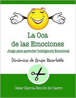 Amazon.com: La Oca de las Emociones: Juego para aprender ...