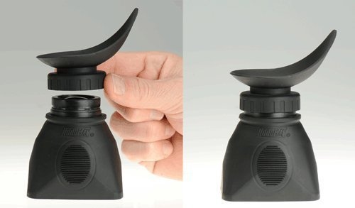 Hoodman HMAG3.0 3X magnifying eyecup for HoodLoupe 3.0