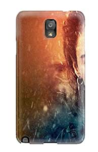 Galaxy Note 3 Hard Back With Bumper Silicone Gel Tpu Case Cover Lena Headey 300 Rise Of An Empire