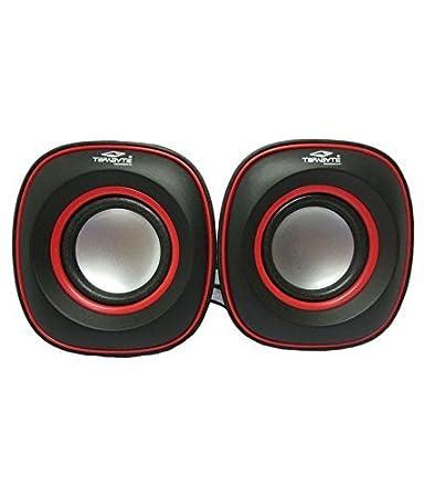 Music Joy Terabyte 2.0 Mini Desktop Speakers