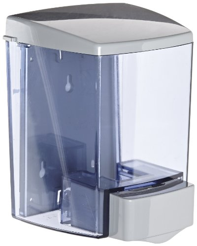 - Impact 9331 ClearVu Encore Soap Dispenser, 30 oz Capacity, 4
