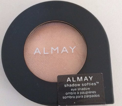 Almay Shadow Softies Eye Shadow, Creme Brulee [125] 0.07 oz (Pack of 2)