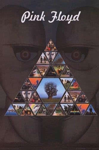 Pink Floyd Prism - Poster