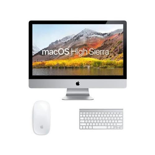 Apple Imac Me088ll A 27 Inch Desktop   Version   Certified Refurbished