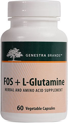 Genestra Brands L Glutamine Vegetable Capsules