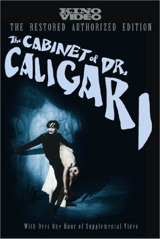 Amazon.com: The Cabinet of Dr. Caligari (Restored Authorized ...