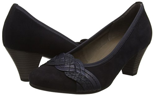 ocean blue Col Shoes Scarpe Gabor Multicolore 16 Donna 45 Pazifik 487 Tacco v16PnwqaZP