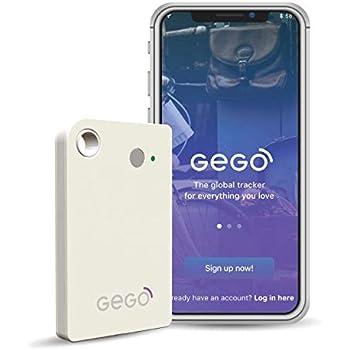 Amazon.com: Black GEGO Luggage Car Kids GPS Tracker - Worldwide, 3G, Bluetooth, App, Small - 30 Days Free Plan - 1 Year Warranty: Electronics