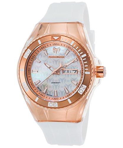 technomarine-tm-115326-womens-cruise-monogram-white-silicone-white-mop-dial-watch