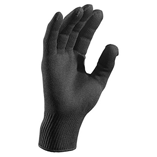 Fox River Men's Polypropylene Glove Liner, Black, Medium