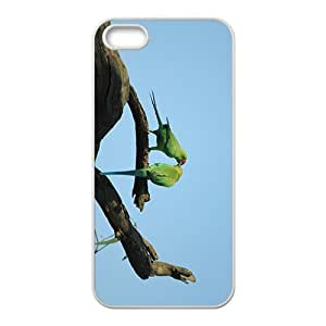 Peacock Hight Quality Plastic Case for Iphone 5s
