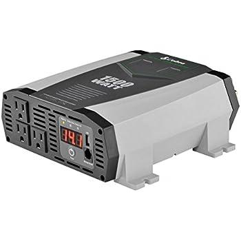 Cobra CPI1590 1500W Professional Power Inverter