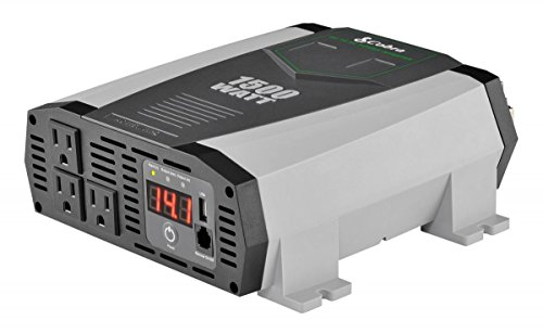 Cobra CPI1590 1500W Professional Power Inverter
