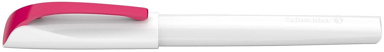 Schneider Vivaz 169002 - Pluma estilográfica, color blanco y ...