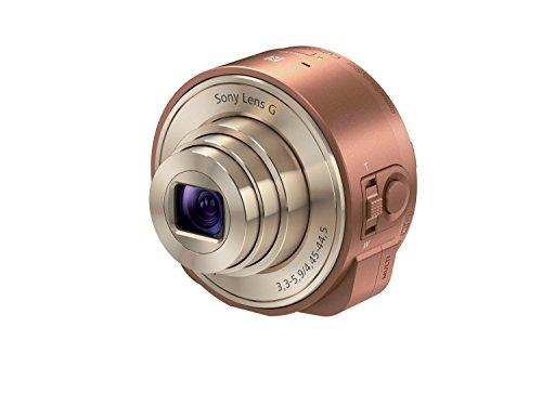 Sony DSC-QX10 Digital Camera Module for Smartphones (Bronze) (International Model) by eBasket