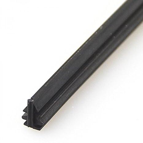 Gomas para limpiacristales MULTI7 wischlippe 2 x 70 cm silicona ...