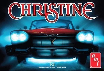 AMT 1/25 1958 Plymouth Christine Car Model Kit