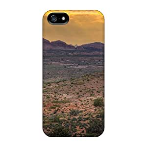 Hot Style VsZ16915Qjcn Protective Case Cover For Iphone5/5s(canyonls Sunset)