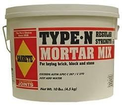 Sakrete 62300381-RDC09 10 lbs. Mortar Mi...