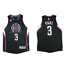 Clippers 3 Blake Chris Paul Black Hot Printed Jersey Size-S