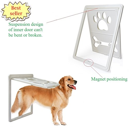 Special Magnetic window pet doors for cats screen rabbit mice kitty window door suspension gate puppy screen door protector window screen dog door magnetic doggy screen door in door and window screens by PetRich