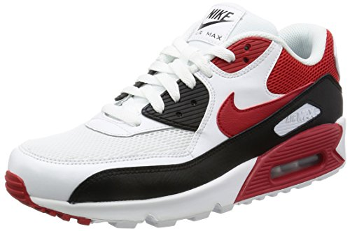 Nike Air Max 90 Essentials Zapatillas Blanco 537384 129