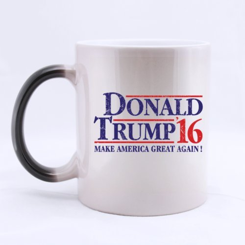 America Morphing Mug Changing Surprise product image