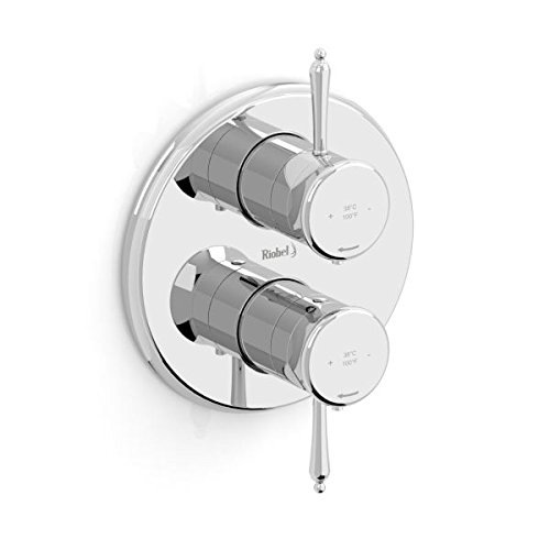 Thermostatic Shower Control With Diverter by Riobel