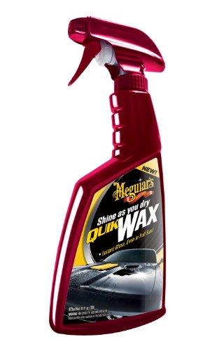 Meguiar's A1616 Quik Wax - 16 oz.