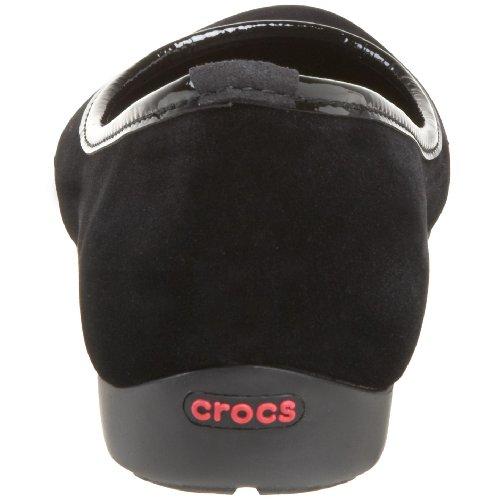 Bailarinas Negro Para Crocs Bailarinas Mujer Crocs wq6TCP4