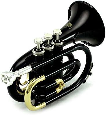 SKY Pocket Trumpet (SKYPTR101-BK1)