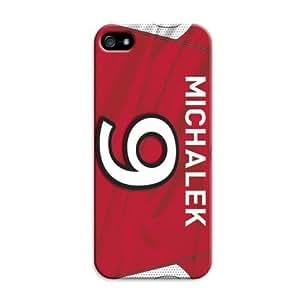 Nhl- Ottawa Senators - Silhouette On iphone 5s Case