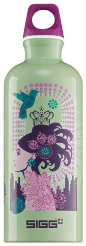 Sigg Kids Water Bottle, Fashion Medusa, 0.6 Liter