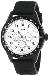 Timex Men's T2P045KW Analog Quartz Black Ameritus Watch