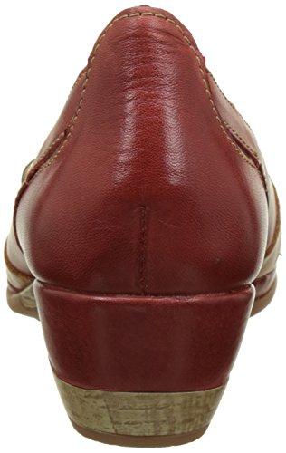 Pikolinos Coimbra W7l_v17, Zapatos de Tacón para Mujer Rojo (Sandia)