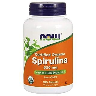 Now Foods Organic Spirulina Tablets, 180 (B0015VI2U8) | Amazon price tracker / tracking, Amazon price history charts, Amazon price watches, Amazon price drop alerts