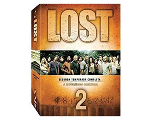 DVD Lost - 2ª temporada completa